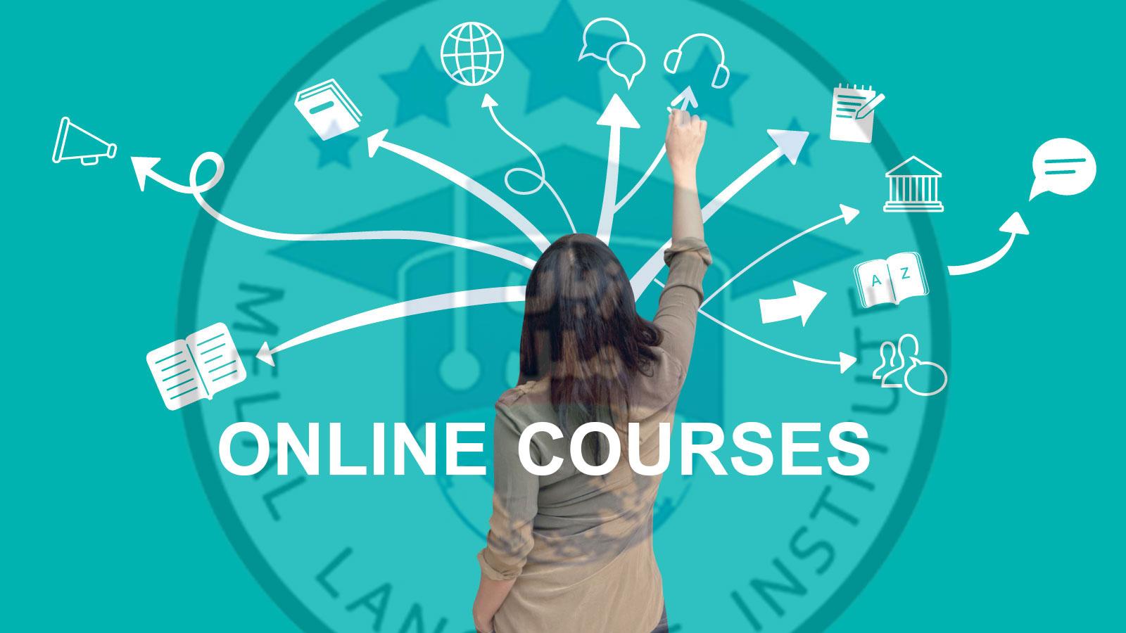 کلاسهای آنلاین زبان