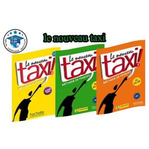 مجموعه کتاب های taxi